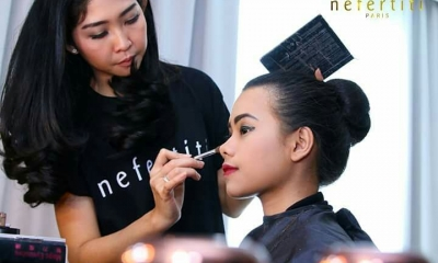 Nefertiti Make Up