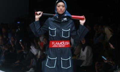 Flamoush x Hannie Hananto