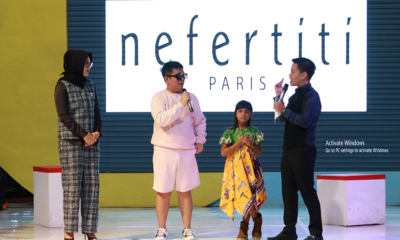"Nefertiti Paris Support Bekasi ""Fashion Colour Trand 2019"""