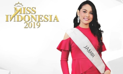 Princess Megonondo, Pemenang Miss Indonesia 2019