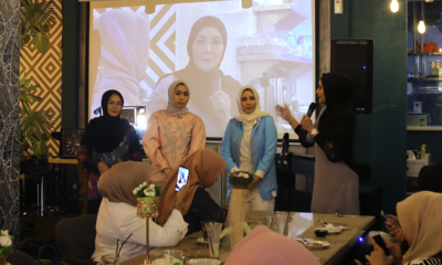 Private Event, Viena Mutia X Rumah Ayu dan Nefertiti Paris