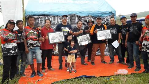 GULF Indonesia Support Tarkam 4WD LjOC